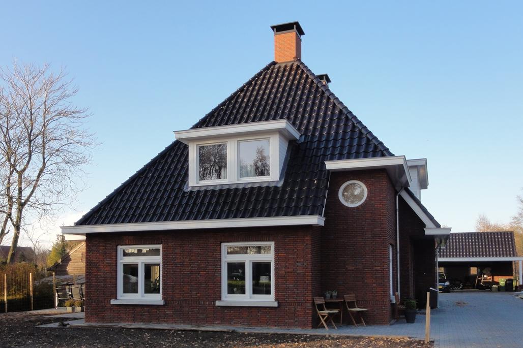 Keuken Uitzoeken Woningbouw : Nieuwbouw Woning Te Dedgum Bouwbedrijf Heeringa Pictures to pin on